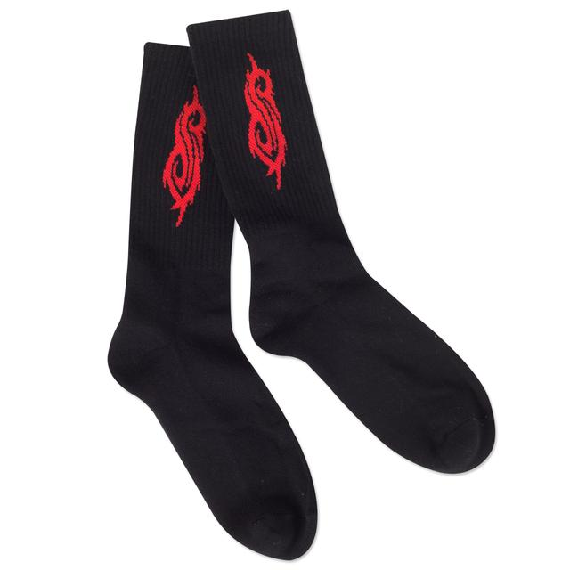Slipknot Logo Socks