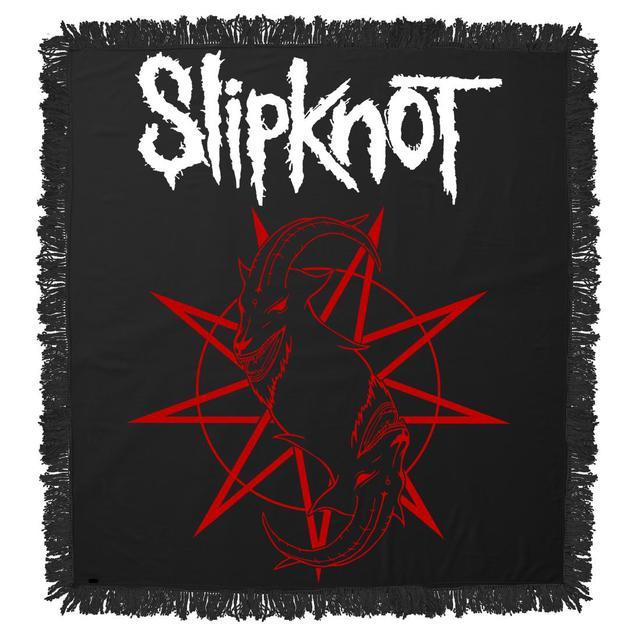 Slipknot Goat Logo Blanket