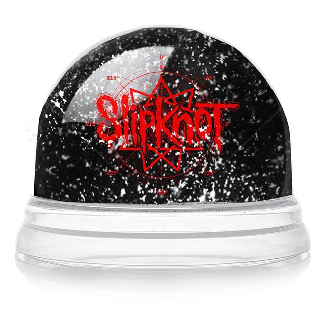 Slipknot Snow Globe