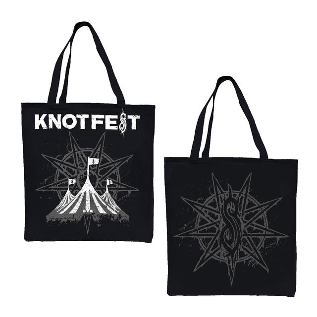 Slipknot TENT STAR TOTE BAG