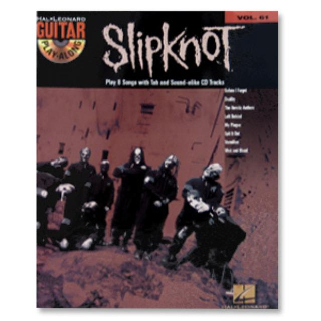 Slipknot Vol. 61 Songbook