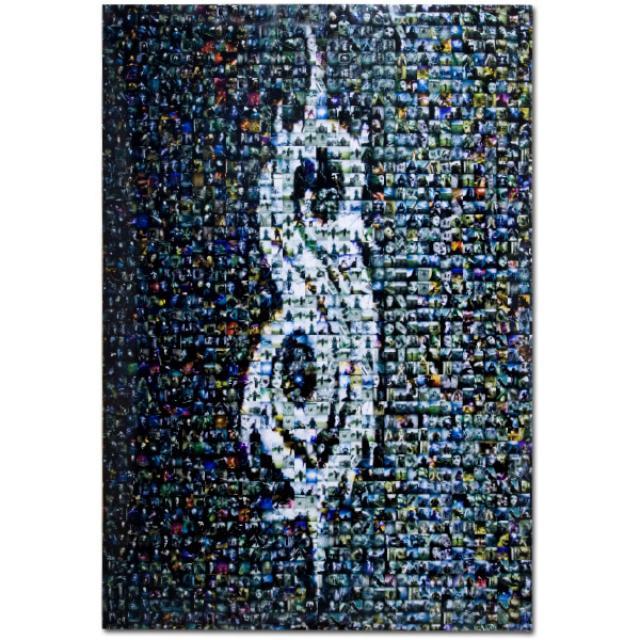 Slipknot Mosaic Poster