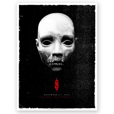 Slipknot East Rutherford Event Poster