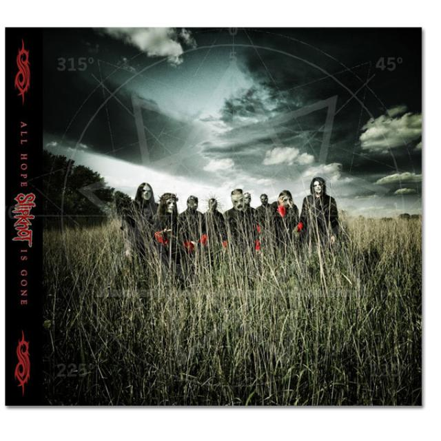 Slipknot All Hope is Gone Standard CD