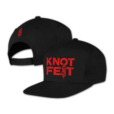 Slipknot Knotfest Logo Baseball Hat