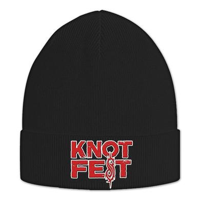 Slipknot Knotfest Stacked Logo Beanie