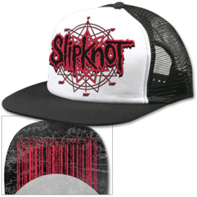 Slipknot Logo Star Trucker Hat