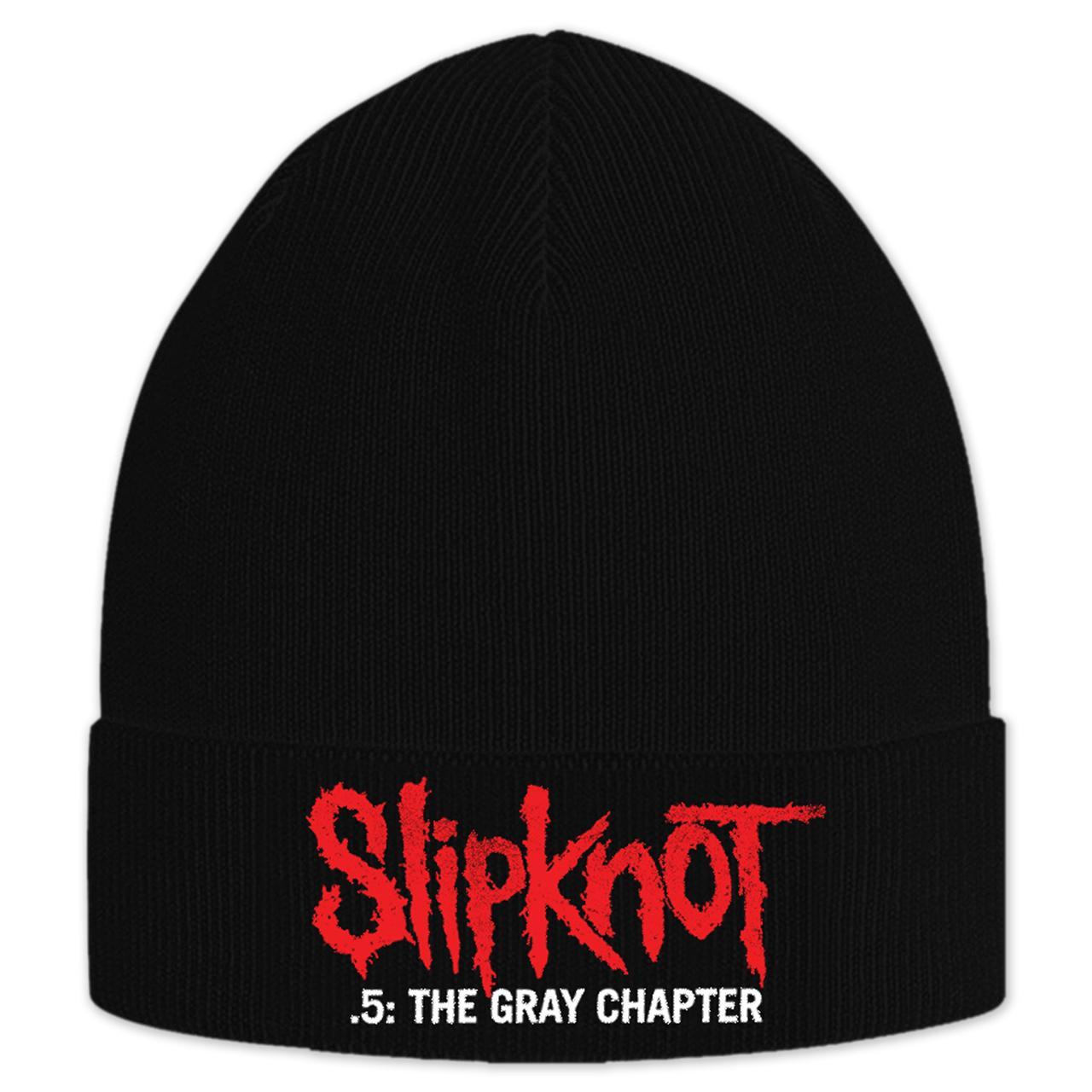 Slipknot The Gray Chapter Beanie 673e90b8e14