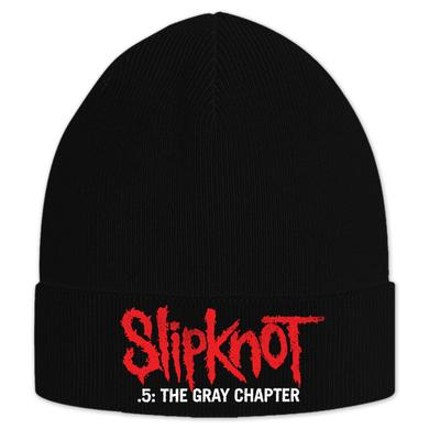 Slipknot The Gray Chapter Beanie
