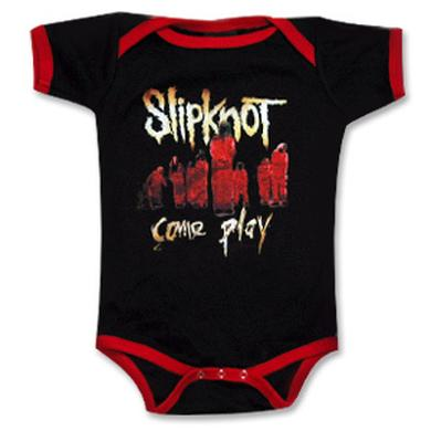 Slipknot Come Play Romper
