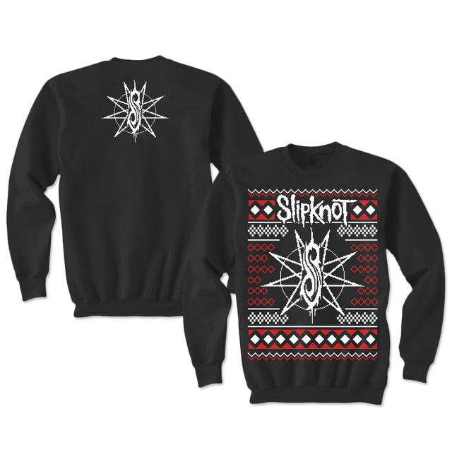 Slipknot Web Exclusive Holiday Sweater