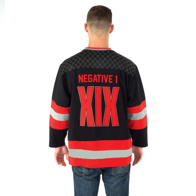 Slipknot Goat Star Hockey Jersey