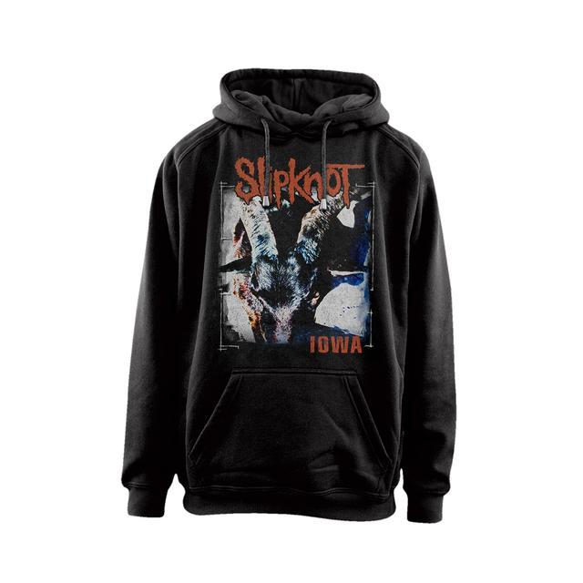 Slipknot Iowa Anniversary Album Hoodie