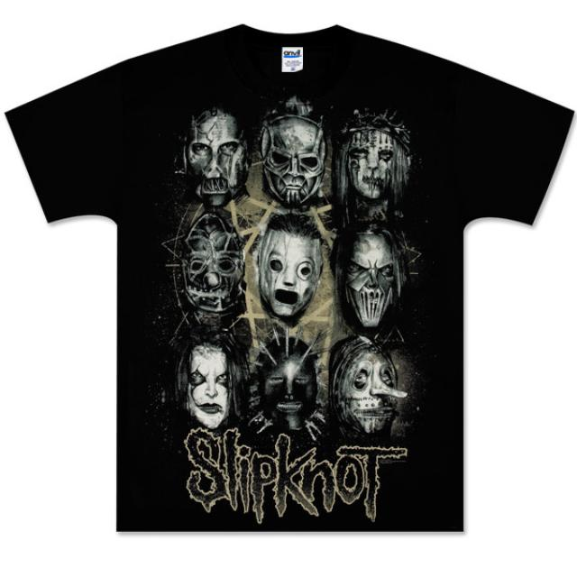 Slipknot Visions Jumbo T-Shirt