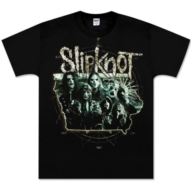 Slipknot Iowa T-Shirt