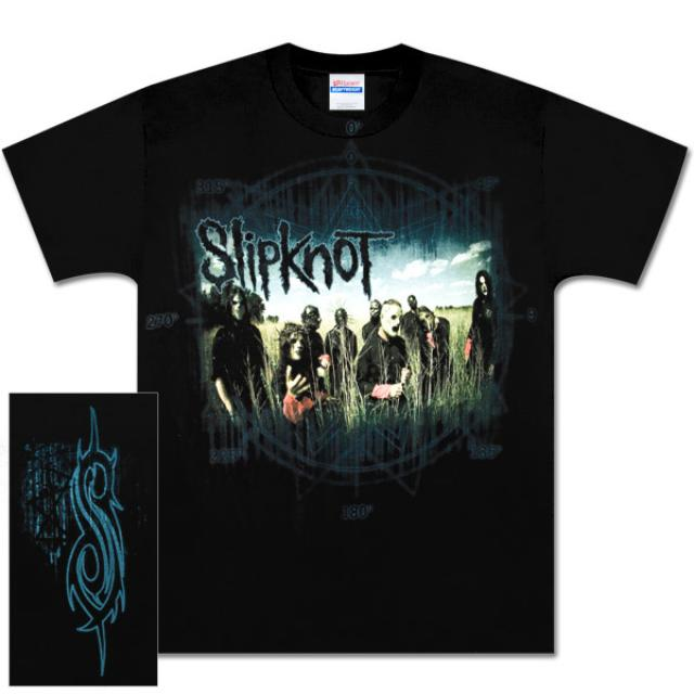 Slipknot Earth Sky Group T-Shirt