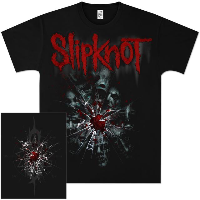Slipknot Shattered Glass T-Shirt
