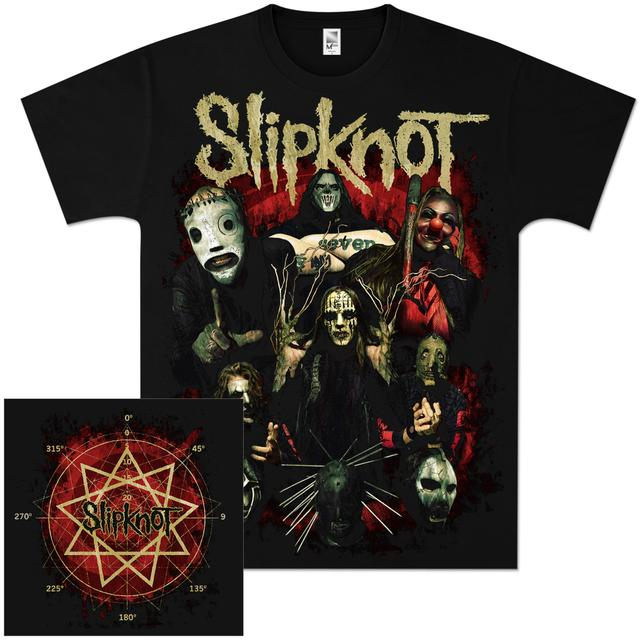 Slipknot Come Play Dying T-Shirt
