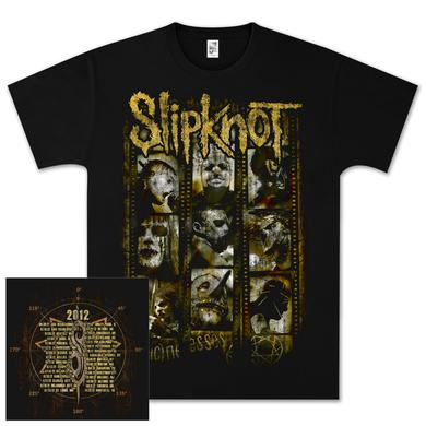 Slipknot Film Tour T-Shirt