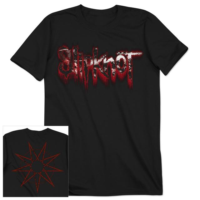 Slipknot Limited Edition: The Negative One Type Fill T-Shirt
