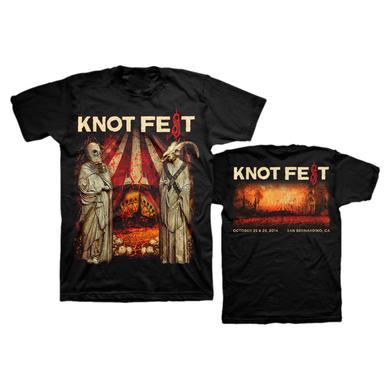 Slipknot Knotfest Annunciation T-Shirt