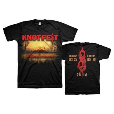 Slipknot Knotfest Tent T-Shirt