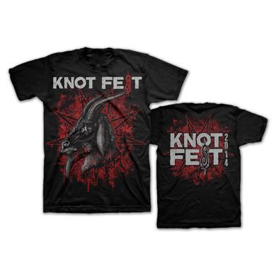 Slipknot Knotfest Masked Goat T-Shirt