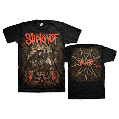 Slipknot Crest T-Shirt