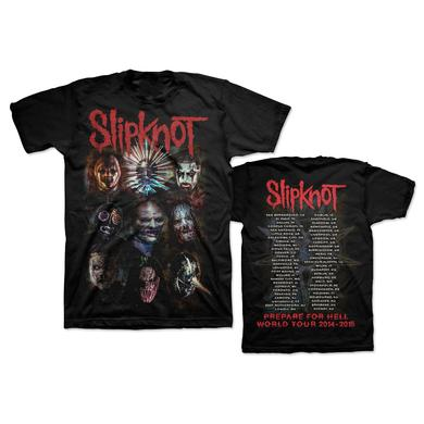 Slipknot Torn Apart T Shirt