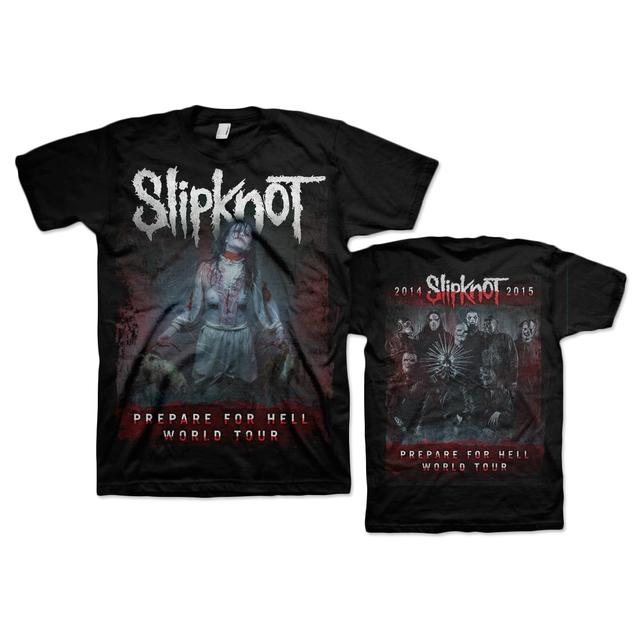 Slipknot PFH Admat Tour T-Shirt