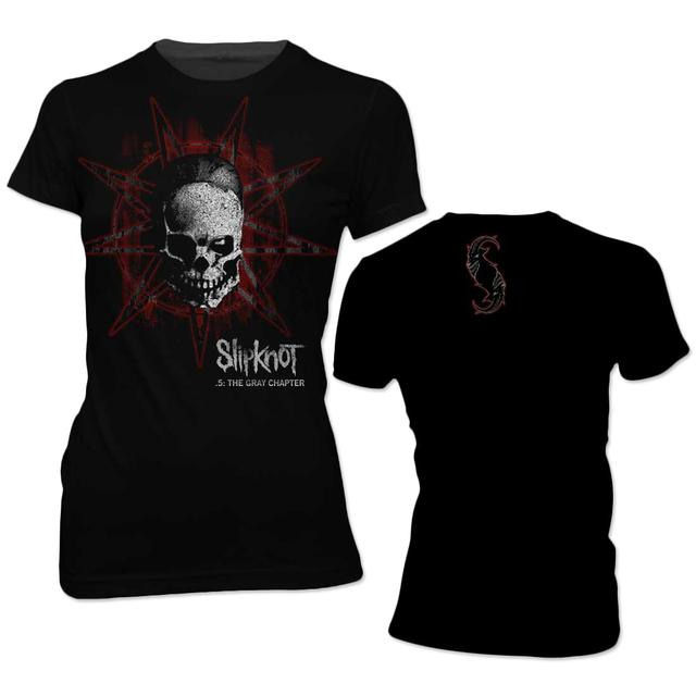 Slipknot Star Skull Jr T-Shirt
