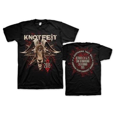 Slipknot THIRD EYE GOAT BLACK TEE