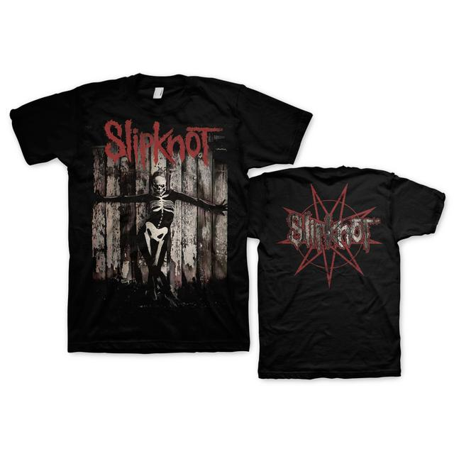 Slipknot Prepare For Hell Skeleton T-Shirt