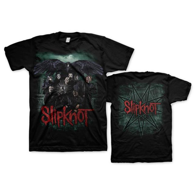 Slipknot Crow T-Shirt