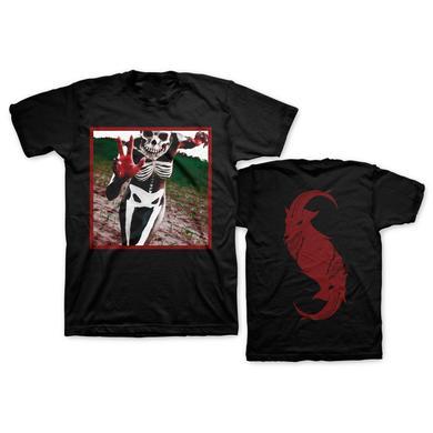 Slipknot Skeleton with Goat T-Shirt