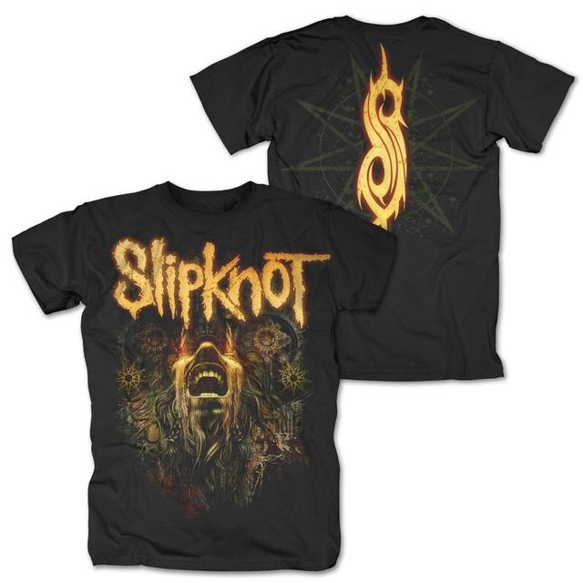 Slipknot Drill Scream T-Shirt