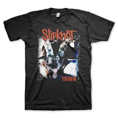Slipknot Iowa Album Cover T-Shirt