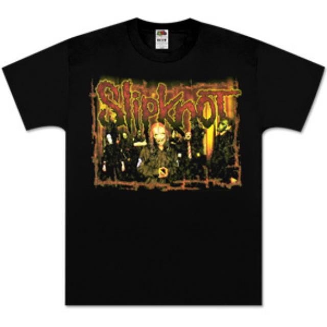 Slipknot Room Group T-Shirt
