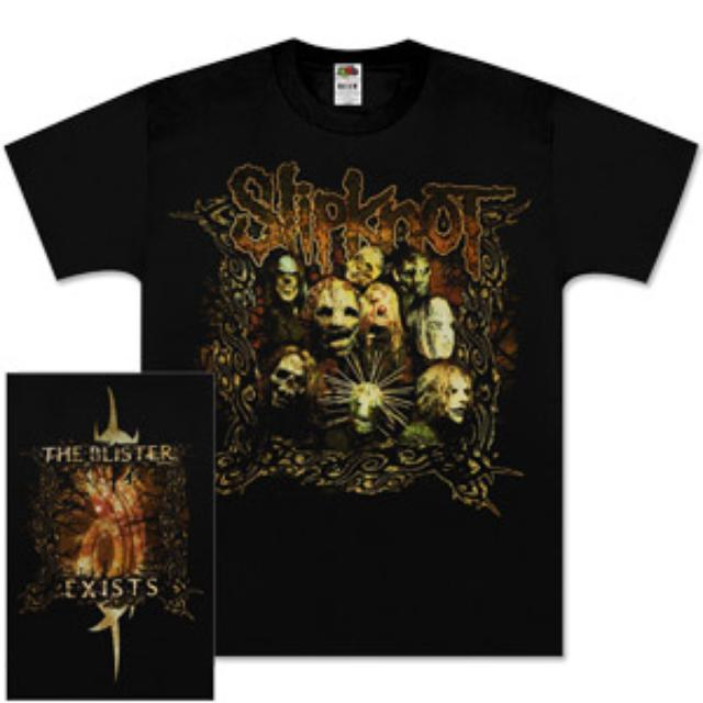 Slipknot Blister Exists T-Shirt