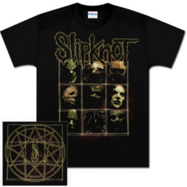 Slipknot Grid T-Shirt