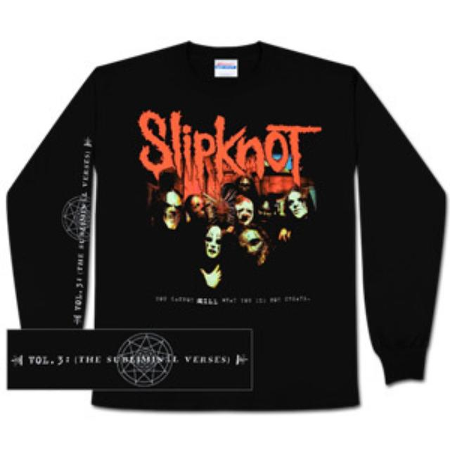 Slipknot Cannot Kill Long Sleeve T-Shirt