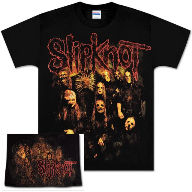 Slipknot Corrosion Group T-Shirt