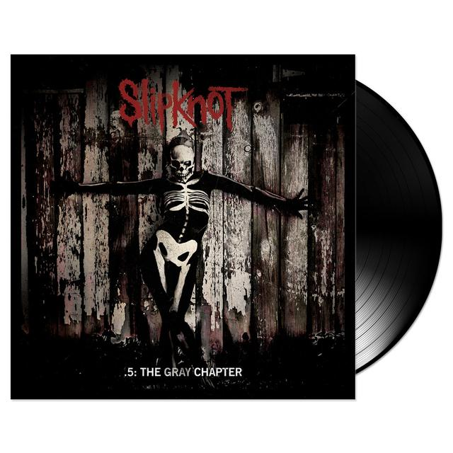 Slipknot .5: The Gray Chapter Gray Double Vinyl LP
