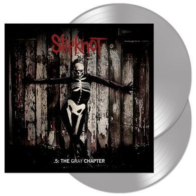 Slipknot .5: The Gray Chapter Gray Double Vinyl LP