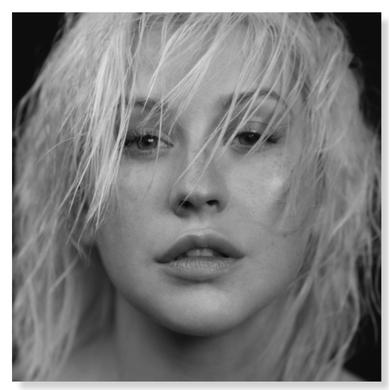 Christina Aguilera Liberation CD