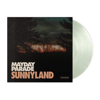 Mayday Parade Sunnyland Black & Bone Coloured Vinyl LP LP