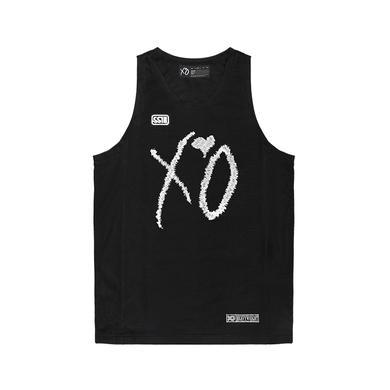 The Weeknd XO CLASSIC LOGO MESH SPORT JERSEY