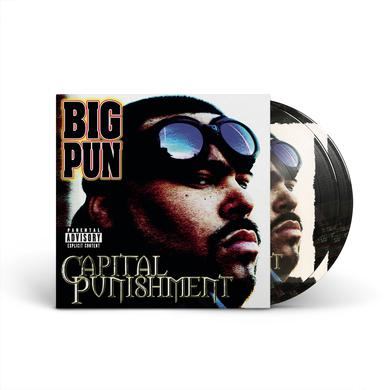 Big Pun: Capital Punishment (20th Anniversary Picture Disc) 2-Disc LP (Vinyl)