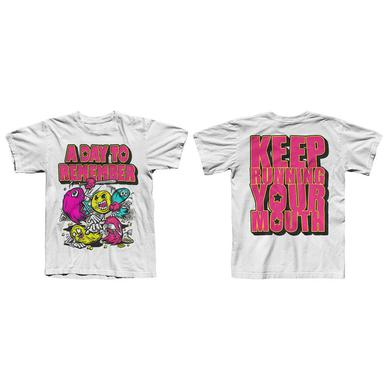 A Day To Remember KEEP RUNNING YOUR MOUTH TEE