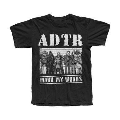 A Day To Remember MARK MY WORDS BLACK TEE
